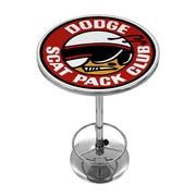 Dodge Chrome Pub Table - Scat Pack (886511980723)