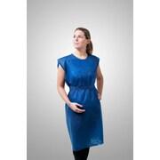 Tronex Fluid-Resistant Spunbond Patient Gown, Unisex, Unisize, , Blue (5740B)