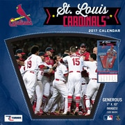 Turner Licensing St Louis Cardinals 2017 Mini Wall Calendar (17998040545)