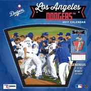 Turner Licensing Los Angeles Dodgers 2017 Mini Wall Calendar (17998040538)