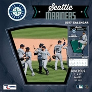Turner Licensing Seattle Mariners 2017 Mini Wall Calendar (17998040544)