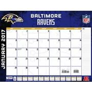 Turner Licensing Baltimore Ravens 2017 22X17 Desk Calendar (17998061528)