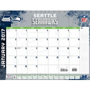 Turner Licensing Seattle Seahawks 2017 22X17 Desk Calendar (17998061552)