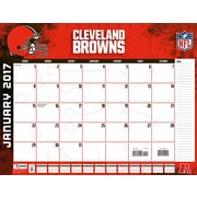 Turner Licensing Cleveland Browns 2017 22X17 Desk Calendar (17998061533)