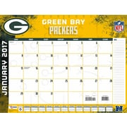 Turner Licensing Green Bay Packers 2017 22X17 Desk Calendar (17998061537)
