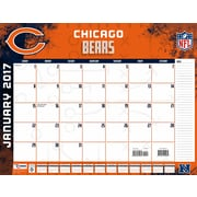 Turner Licensing Chicago Bears 2017 22X17 Desk Calendar (17998061531)