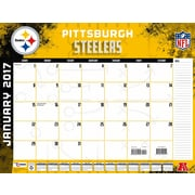 Turner Licensing Pittsburgh Steelers 2017 22X17 Desk Calendar (17998061549)