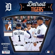 Turner Licensing Detroit Tigers 2017 Mini Wall Calendar (17998040537)