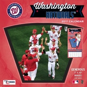 Turner Licensing Washington Nationals 2017 Mini Wall Calendar (17998040547)