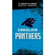 Turner Licensing Carolina Panthers 2016-17 17-Month Planner (17998890536)