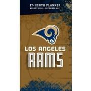 Turner Licensing Los Angeles Rams 2016-17 17-Month Planner (17998890609)