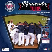 Turner Licensing Minnesota Twins 2017 Mini Wall Calendar (17998040539)
