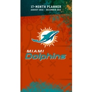 Turner Licensing Miami Dolphins 2016-17 17-Month Planner (17998890548)