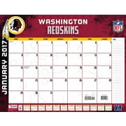 Turner Licensing Washington Redskins 2017 22X17 Desk Calendar (17998061554)