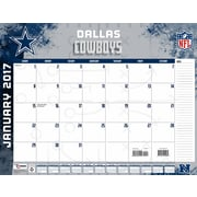 Turner Licensing Dallas Cowboys 2017 22X17 Desk Calendar (17998061534)