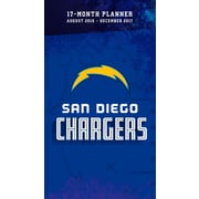Turner Licensing San Diego Chargers 2016-17 17-Month Planner (17998890557)