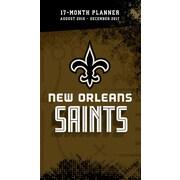 Turner Licensing New Orleans Saints 2016-17 17-Month Planner (17998890551)