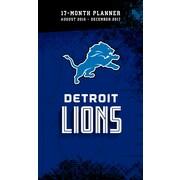 Turner Licensing Detroit Lions 2016-17 17-Month Planner (17998890542)
