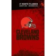 Turner Licensing Cleveland Browns 2016-17 17-Month Planner (17998890539)