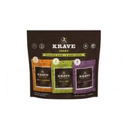 Krave Jerky Variety Pack, 1.5 oz, 8 Count