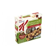 Special K Nourish Chewy Nut Bars Cranberry Almond, 1.16 oz, 5 Count