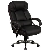 Big & Tall Leather Chair [GO-2222-GG]