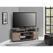 "Altra Carson 50"" Corner TV Stand, Distressed Gray Oak (1797296COM)"