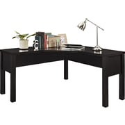 Altra Princeton L-Shaped Desk, Espresso (9820096)
