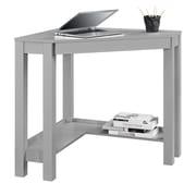 Altra Parsons Corner Desk, Gray (9888096COM)