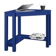 Altra Parsons Corner Desk,Blue (9888596COM)