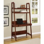 Altra Platform Wood Veneer Ladder Desk, Mahogany (9252096)