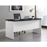 Altra Pursuit Executive Desk, White/Gray (9319296)