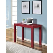 Altra Parsons Desk with Drawer, Red (9859196PCOM)