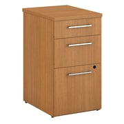 Bush Business Furniture Emerge 3 Drawer File Cabinet, Modern Cherry (300S104MC)
