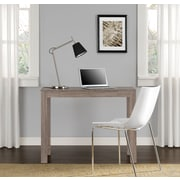 Altra Parsons Desk with Drawer, Sonoma Oak