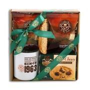 Alder Creek Gift Baskets Coffee Bean & Tea Leaf Gift Box Set (FG08832)