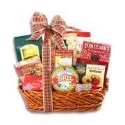 Alder Creek Gift Baskets Happy Holidays Gift Basket (FG07782)