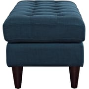 Empress Fabric Bench in Azure (889654040767)