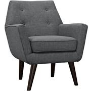 Posit Armchair in Gray (889654040613)
