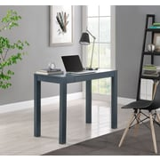 Altra Parsons Desk with Drawer, Gray