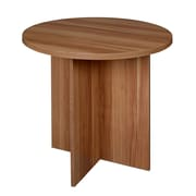 "Niche Mod 30"" Round Table- Warm Cherry (NRT3029WC)"