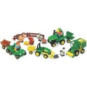 Tomy International Farm Set Toy 20 Piec John Deer 34984( ORGL76175)