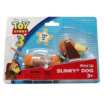 Brybelly Disney Pixar Toy Story Wind-Up Slinky Dog( RTL59730) 2522655