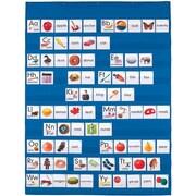 Patch Products Pocket Chart - Standard Size( PTCH854)