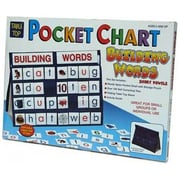 Patch Products Tabletop Pocket Chart - Building Words( PTCH866)