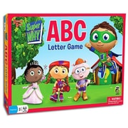 Brybelly Holdings Super Why ABC Letter Game( BRYBL1021)