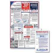 ComplyRight Federal Contractor Poster Bundle, English (EFEDFCCR)