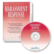 ComplyRight Harassment Investigation Response Tools CD-ROM (A1183)