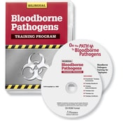 ComplyRight Bloodborne Pathogens Training Program, Bilingual (W0807X)