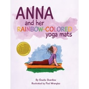 Anna and her Rainbow-Colored Yoga Mats (9781477400777)
